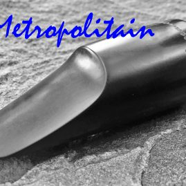 METROPOLITAIN: handmade from French Ebonite