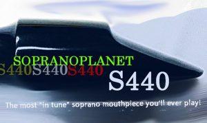 Soprano Saxophone Mouthpiece